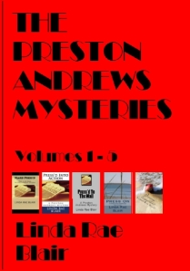 THE PRESTON ANDREWS MYSTERIES VOL 1 Front COVER