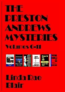 THE PRESTON ANDREWS MYSTERIES VOL 2 front COVER
