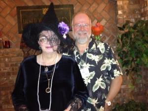 VL & Spouse at Launch Party