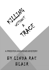 KILLING WITHOUT A TRACE front COVER